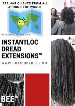 dreadlock doctor at braids by bee