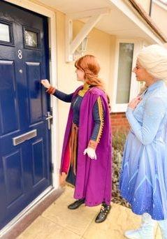 Princess visit Essex