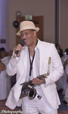 Sax Player/ Tony Wynn