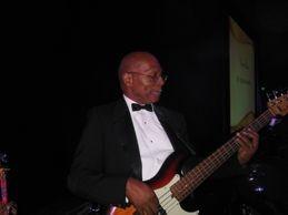 Michael Hall on Bass