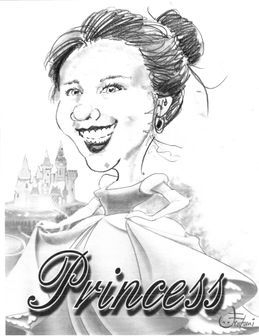 PRINCESS FOR YOUR DAUGHTER!