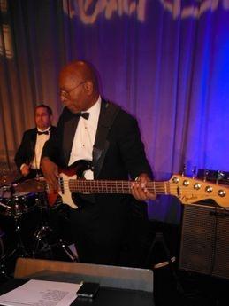 Michael Hall, Bandleader, Bass