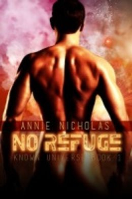 No Refuge Scifi Romance Space Opera