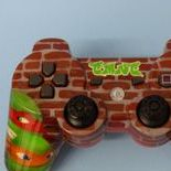 TMNT teenage mutant ninja turtles playstation PS3 controller