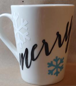 Custom Made Coffee Cup, Fishers, IN.