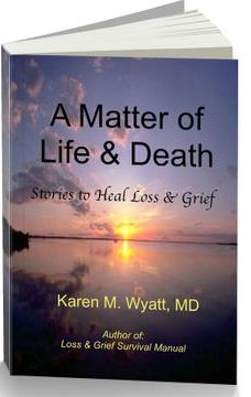 A Matter of Life and Death Book