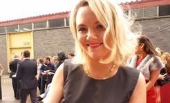 Eastenders actresses Charlie Brooks at a red carpet event