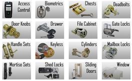 Lock Brand names