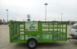 6x12 utility trailer rental