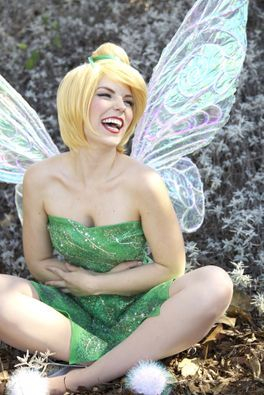 party birthday los angeles fairy tinkerbell