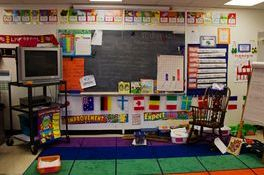 A classroom environment that is educationally rich