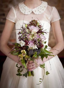 Fleur Adamo wedding flowers York Bouquet