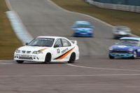 MGZS V6 Race car MGCC Vulcan Racing P Burchill