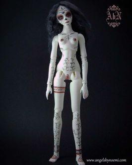 Catrina Ball Jointed doll