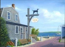 Waterfront dining, restaurants, sandwich, wrap, to-go, black dog
