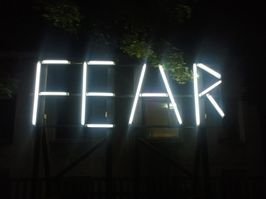 The fear experienced during anxiety & panic
