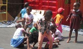 Early Childhood Development for refugee children