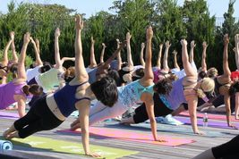 Yoga to keep you flexible and for balance.