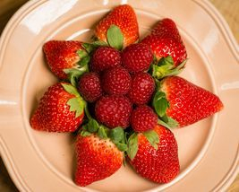 Eat fruit to be healthy and lose weight