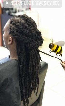 Braids by Bee offers care and specialize in dreadlocks of all hair texture and types
