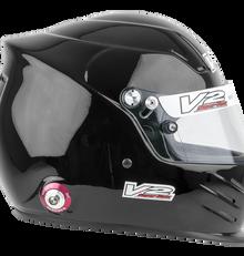 V2Sport Super Vent FIa MSA helmet from Vulcan Racing