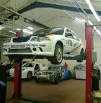 Car set up and build pre and post race / event MG ZS