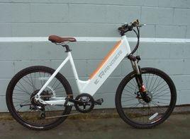 electricstep thru bike
