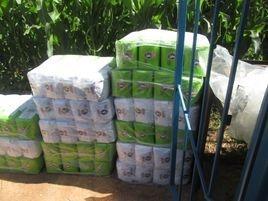 Food Parcels for refugee families
