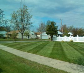Lawn Mowing Tonawanda New York