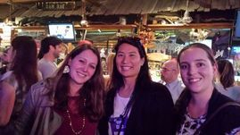 Women Engineers celebrating in Nashville