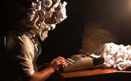 Writers block. Academic feedback