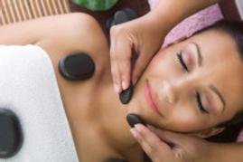 Wonderfully relaxing Hot Stone Massage