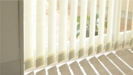 Vertical Blinds 125mm