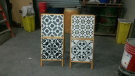 sample Brothers Cement Tile