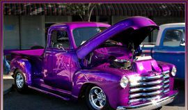 1953 Chevy Pickup Truck.