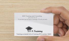 Barry Hamilton's Business Card
