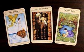 tarot card reading, psychic