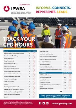 CPD Hours chart