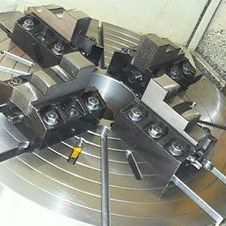"7"" x 11.8"" or 177.8mm x 300mm Vertical Boring Mill Jaws"