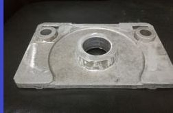 Customized Cast Aluminium Parts