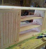 Custom Furniture Building