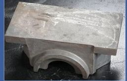 Customized Grey Cast Iron Parts