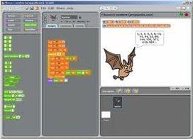 A Sample Scratch Program