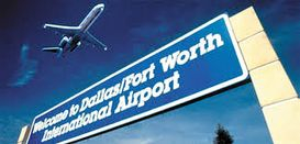 We serve both DFW and Love Field Airports