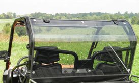 CF Moto UForce 800 Lexan Back Window
