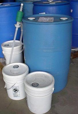Soap, 55 gallon drum, 5 gallon pail