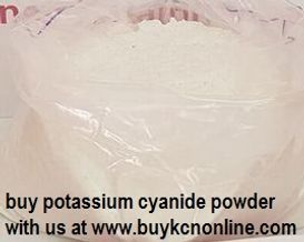 buy potassium cyanide onlone
