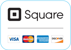 WE take any type of Credit/Debit Cards!