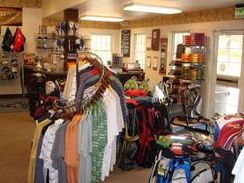 Jackpot Golf Club pro shop