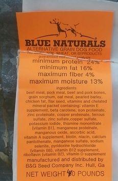 EPA AMERICAN BULLY SUPPLIES - Dog Food